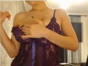 hot blonde huge tits video