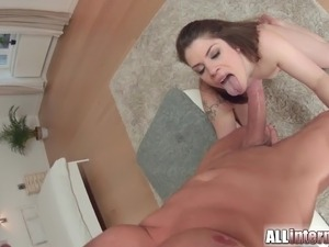 free young anal creampie pics