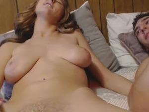 hot girlfriend fuck home