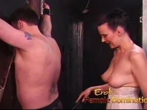 sex amateur spanking outside