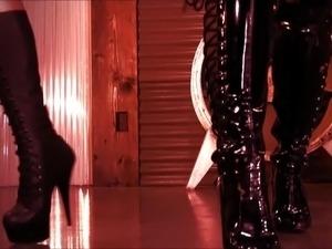 ebony femdom video galleries
