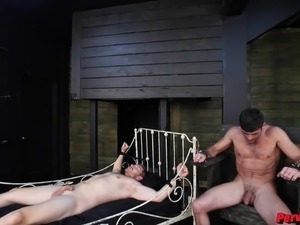 most painful pussy torture femdom tube