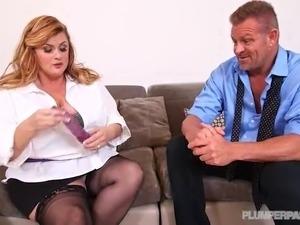 fat girl ass in panties