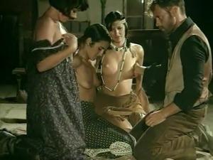 bad girls classic porn video