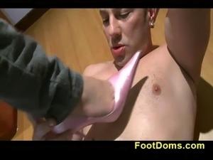 aguchi femdom pussy licked