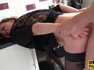 blonde sluts party fucked