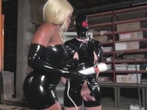 latex movies amateur