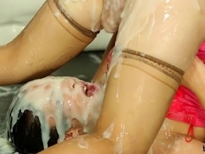 japanese having sex in the shower