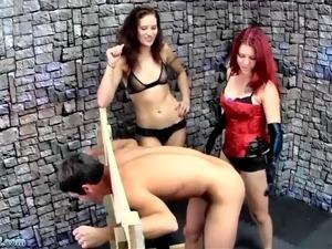 prostate milking handjob video