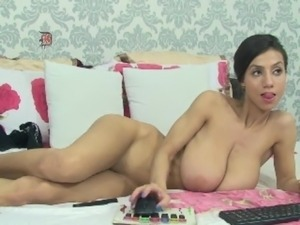 sweet natural girl jaimy naked