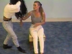Erotic feather technique