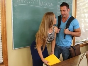 Teacher having sex with student videos