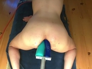 Double anal fisting video