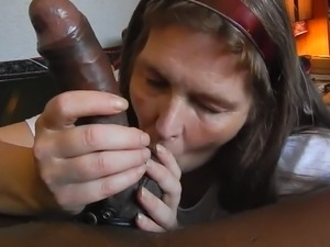 Nylon milf thumbs