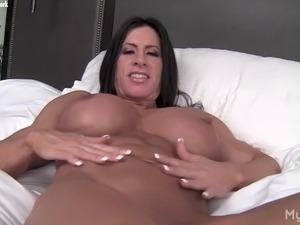woman clit orgasm video