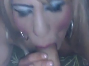 Cum shots in mouth