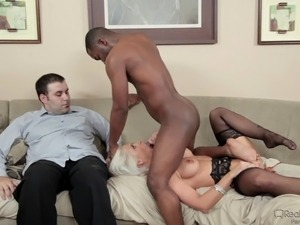 black guys have sex with furniture