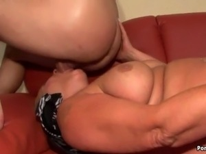 fat ebony anal sex granny