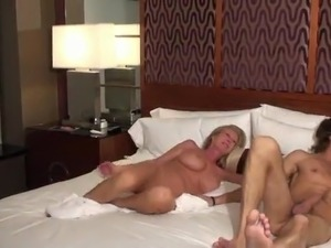 Hot young blonde pussy