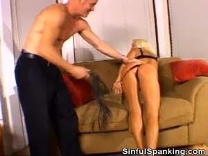 sexy spanked mature woman tube