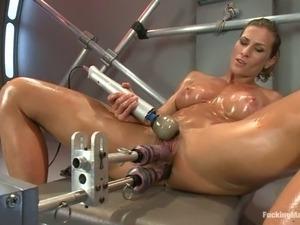 ebony sex machines