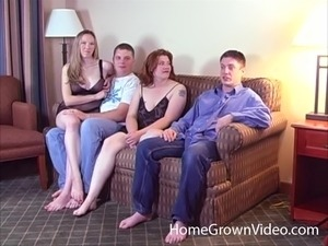 black swingers face sitting