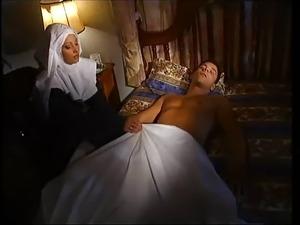 nun naked pics