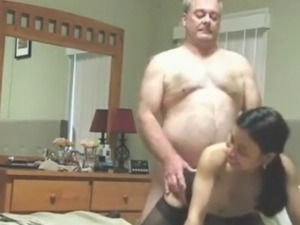 wife amateur home made swallow