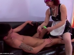 Mother daughter anal sex