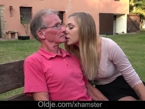 old men want pussy