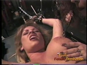 sexy babes in bondage