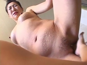 Son caught masturbating