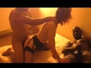 group of oriental girls having sex
