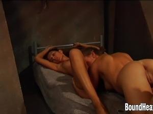 Hot lesbian slave
