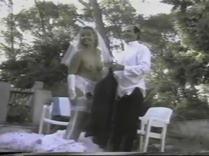 wife pussy bride
