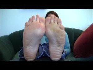 all girls feet party
