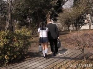 uniform school girl sex