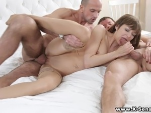 wife surprise black