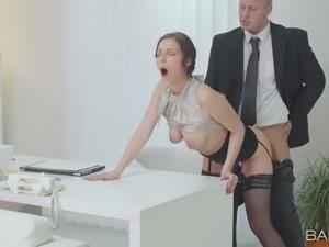 glamour secretary sex