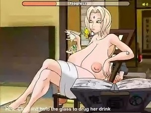narutos sexy jutsu boobs