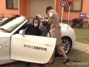 car flashing pictures