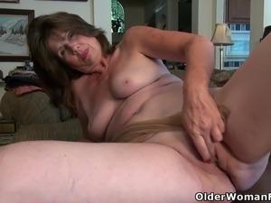 mature nylon sex movies