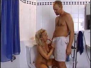 girl locked in a bathroom porn