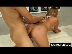 anal casting vids