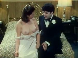Wedding at nude bride
