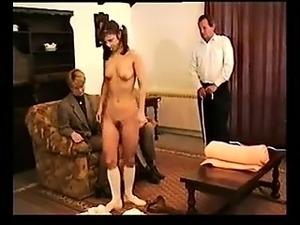 pussy spanking review