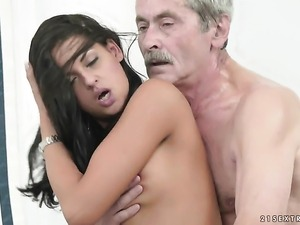Fuck old young rough videos free