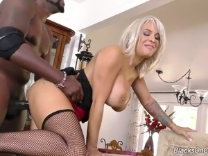 black big ass and tits