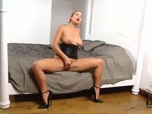 free video porn leather