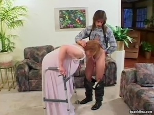 granny hairy pussy series